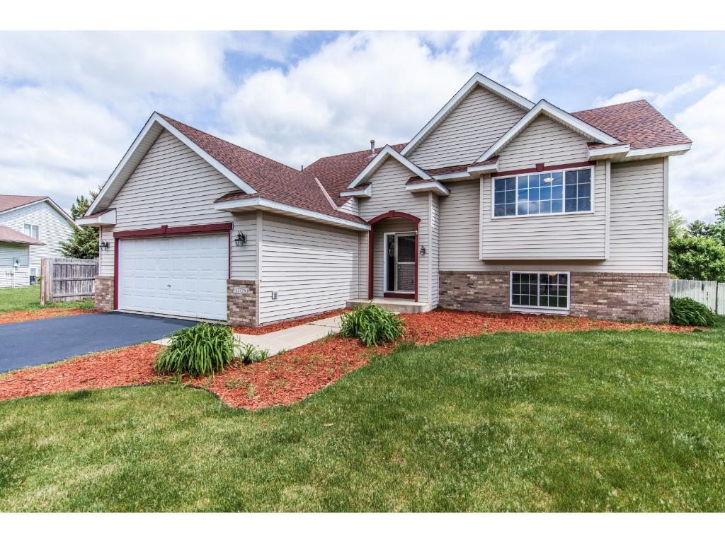 12725 Lincoln Street NE, Blaine in Anoka County, MN 55434 Home for Sale