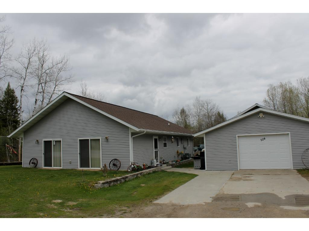 Photo of 504 S River Street  Cook  MN