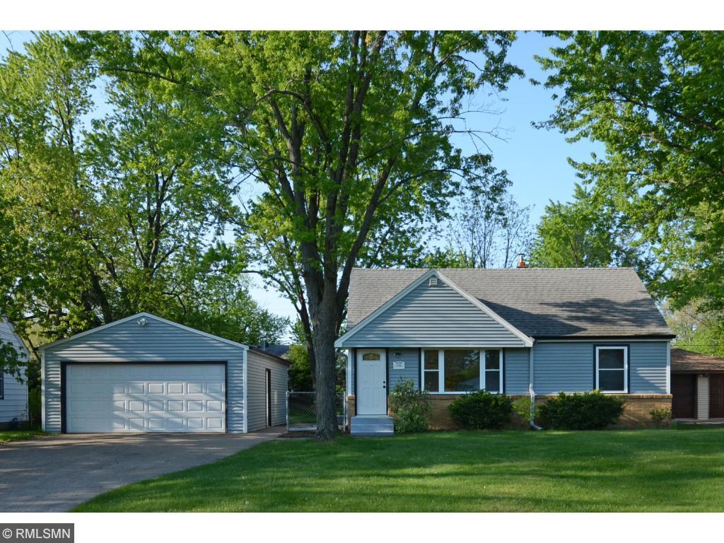 200 91st Avenue NE, Blaine in Anoka County, MN 55434 Home for Sale