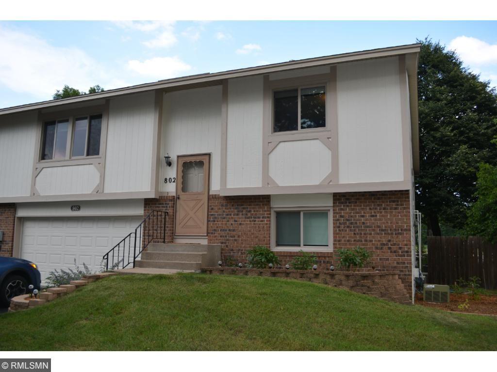 802 125th Lane NE, Blaine in Anoka County, MN 55434 Home for Sale