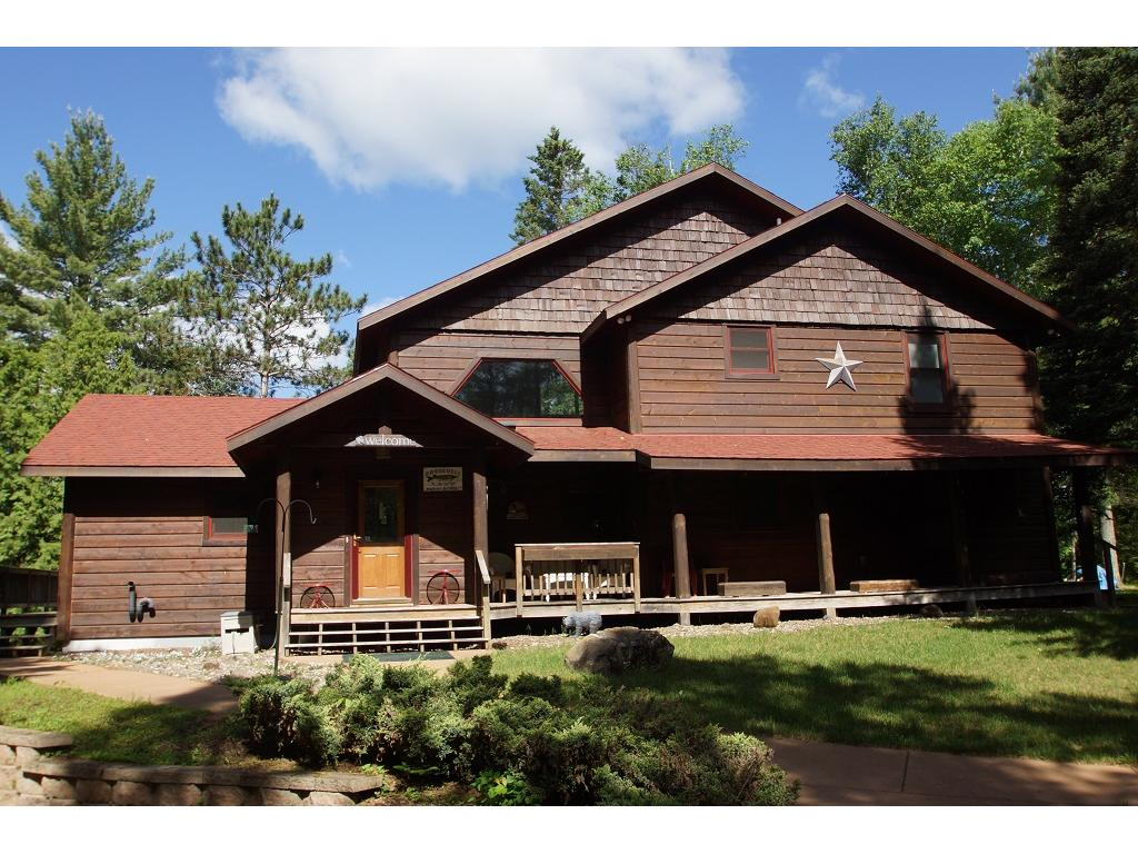 777 Sunset Hill Rd NE, Outing, MN 56662