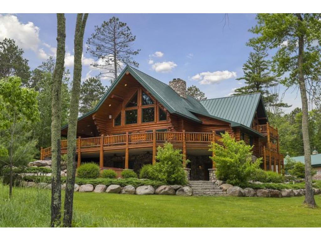 Minnesota waterfront properties on big sandy lake lake for Minnesota lake cabin for sale