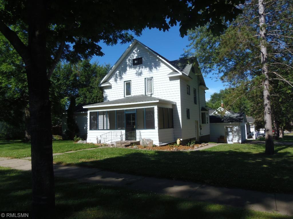 205 Todd St S, Long Prairie, MN 56347