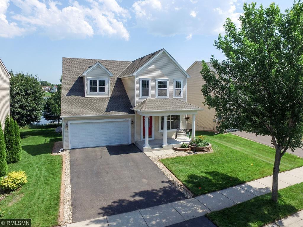 11423 Hastings Street NE, Blaine in Anoka County, MN 55449 Home for Sale