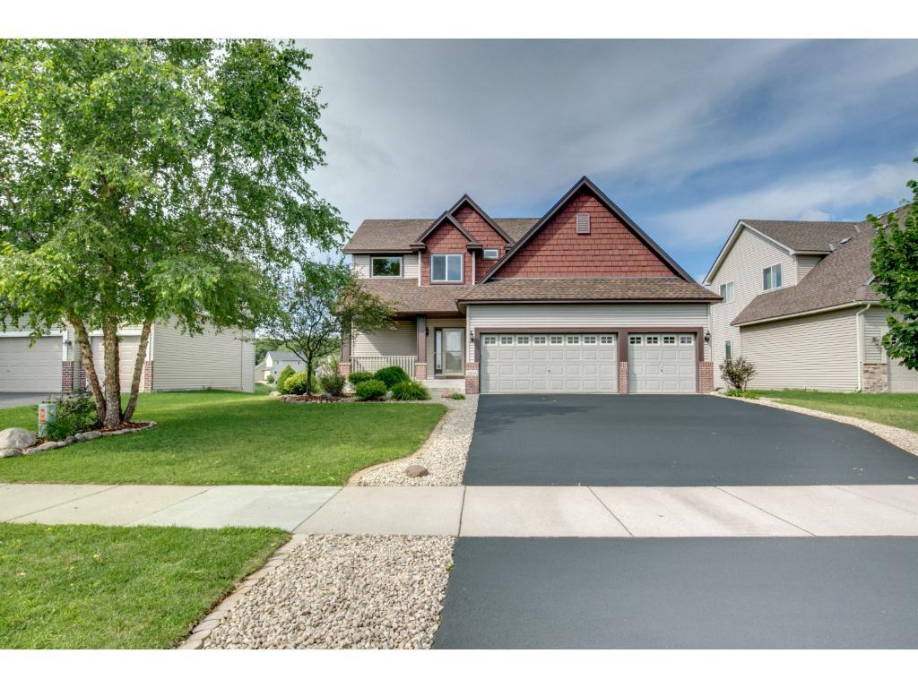 12024 Petersburg Street NE, Blaine in Anoka County, MN 55449 Home for Sale