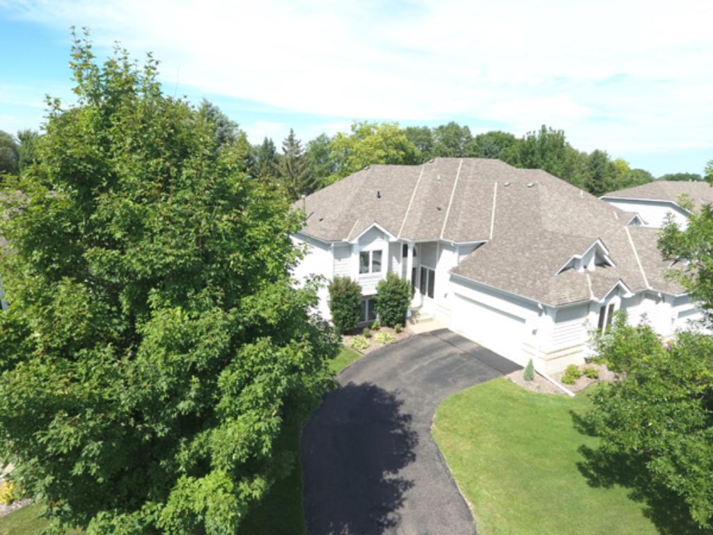 Photo of 8815 Pointe Vista Drive  Victoria  MN