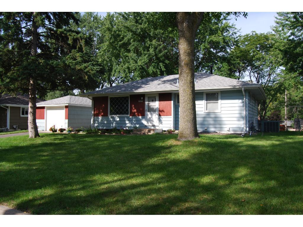 Photo of 5901 Decatur Avenue N  New Hope  MN