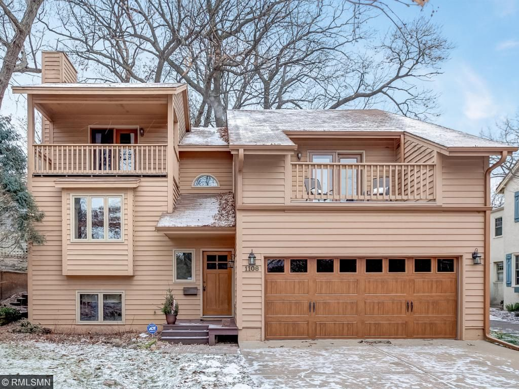 Photo of 1108 Vincent Ave S  Minneapolis  MN