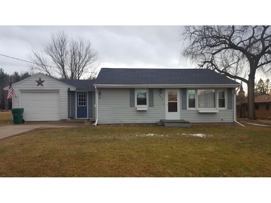 Photo of 103 4th Street  Swanville  MN
