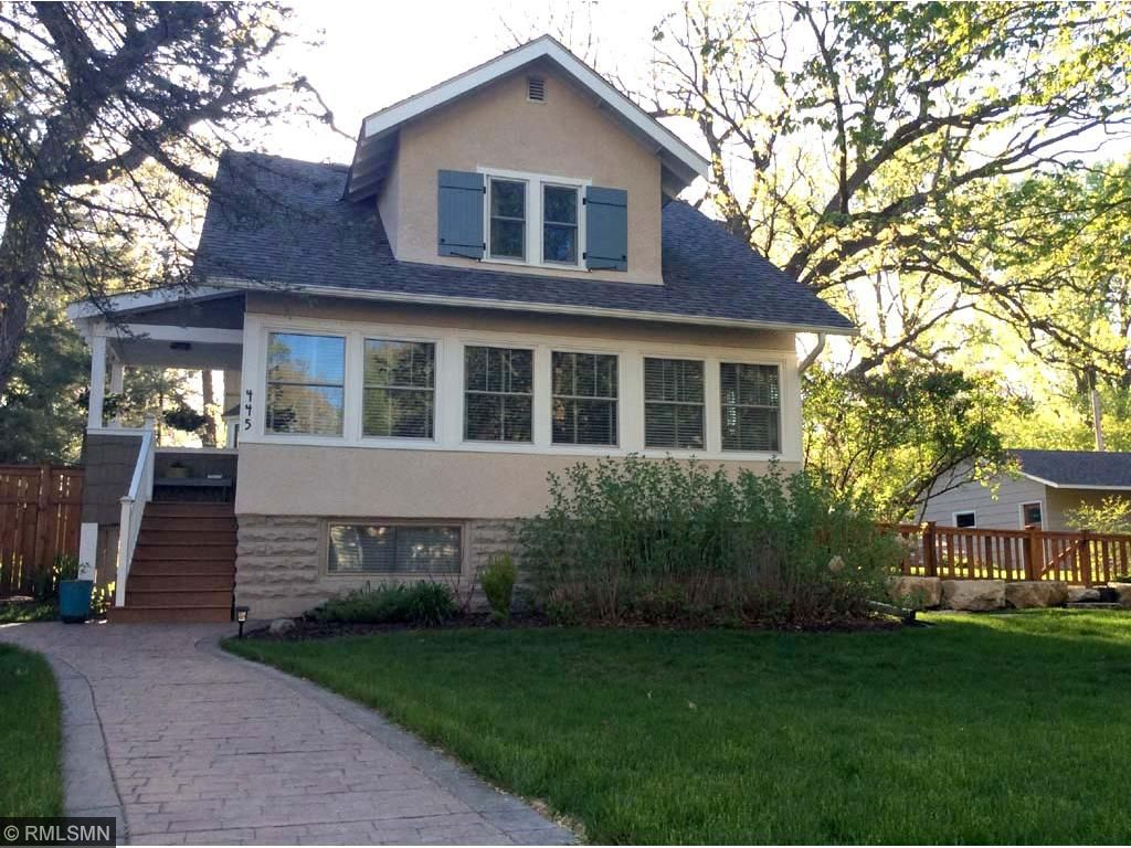 Photo of 445 Park Avenue  Mahtomedi  MN