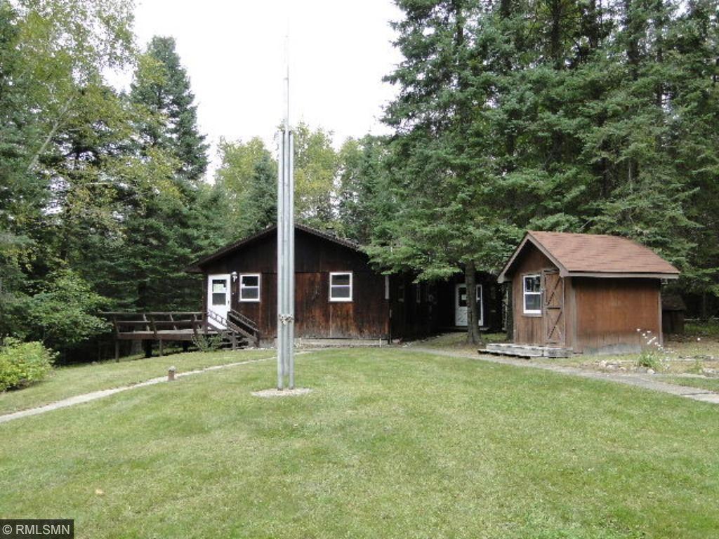 293 S Lake Lawrence Rd NE, Outing, MN 56662