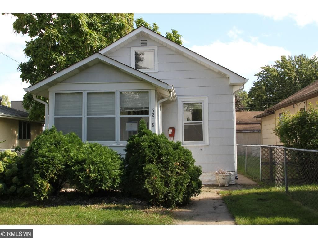 Photo of 5218 Bryant Avenue N  Minneapolis  MN