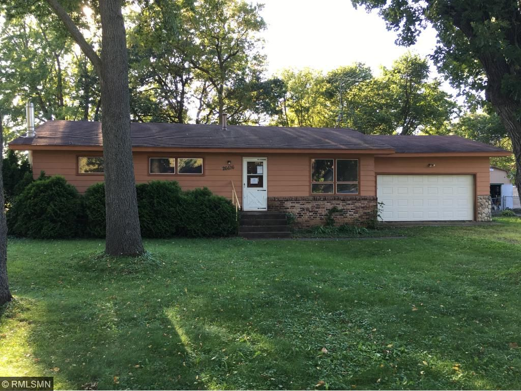 26616 Feriday Ave, Wyoming, MN 55092