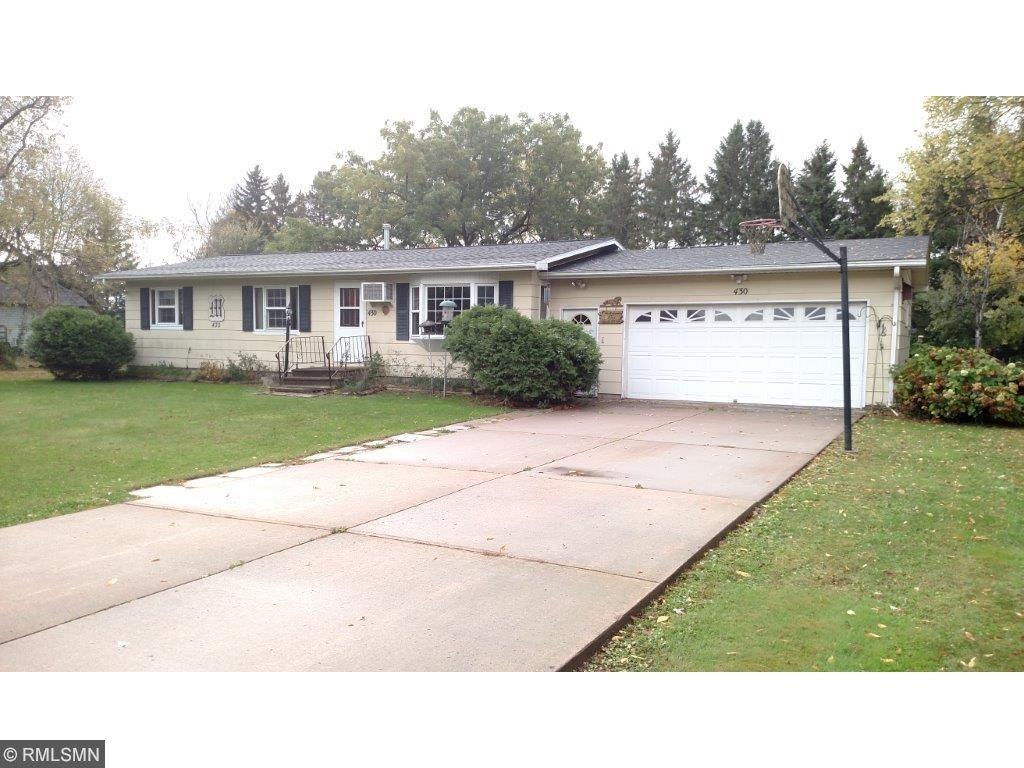 430 E Taylor Ave, Barron, WI 54812
