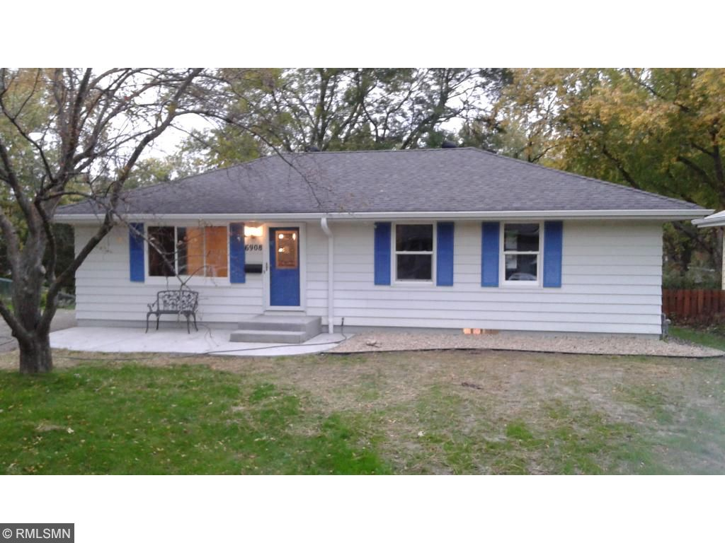 Photo of 6908 35th Place N  Crystal  MN
