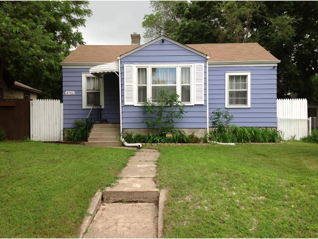 Photo of 4742 Colfax Avenue N  Minneapolis  MN