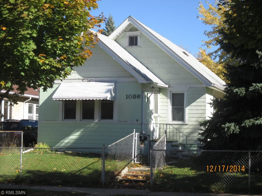 Photo of 1086 Farrington Street  Saint Paul  MN