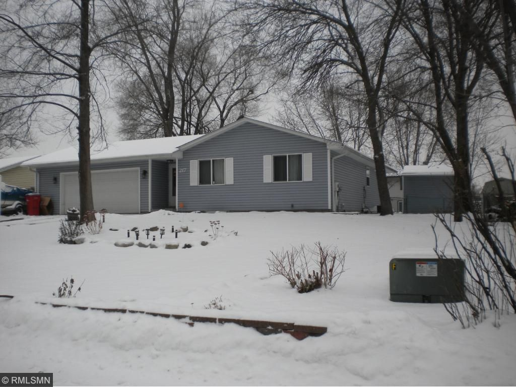 Photo of 217 Egret Boulevard NW  Coon Rapids  MN