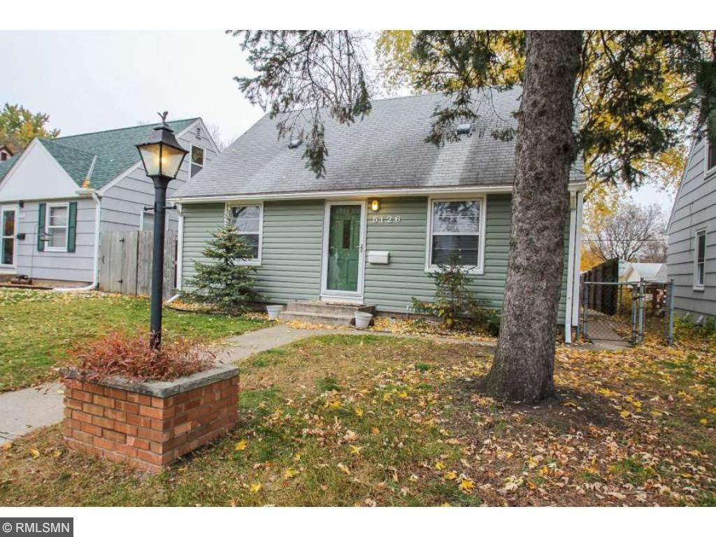 Photo of 5126 Sheridan Avenue N  Minneapolis  MN