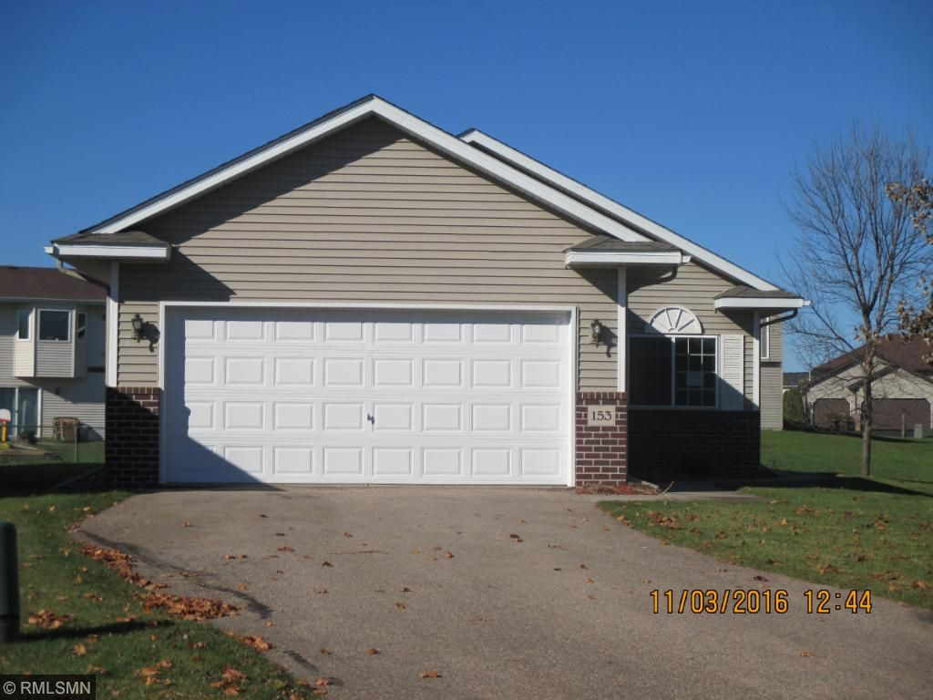 Photo of 153 Garner Circle  Montrose  MN