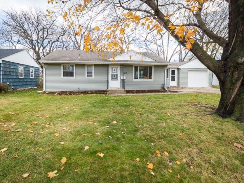 Photo of 5412 Maryland Avenue N  Crystal  MN