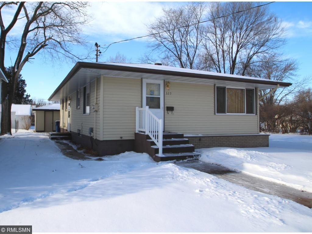 329 25th Avenue N, St Cloud in Stearns County, MN 56303 Home for Sale
