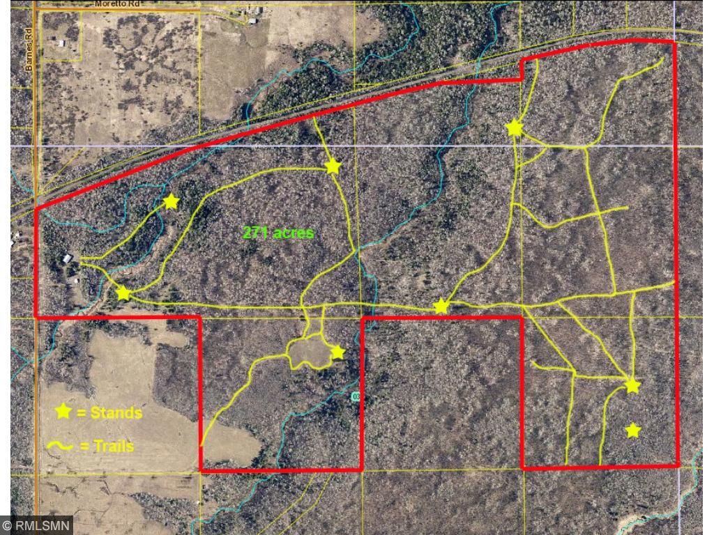 Image of  for Sale near Superior, Wisconsin, in Douglas County: 271.07 acres