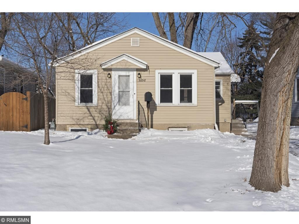 Photo of 3606 31st Avenue N  Robbinsdale  MN