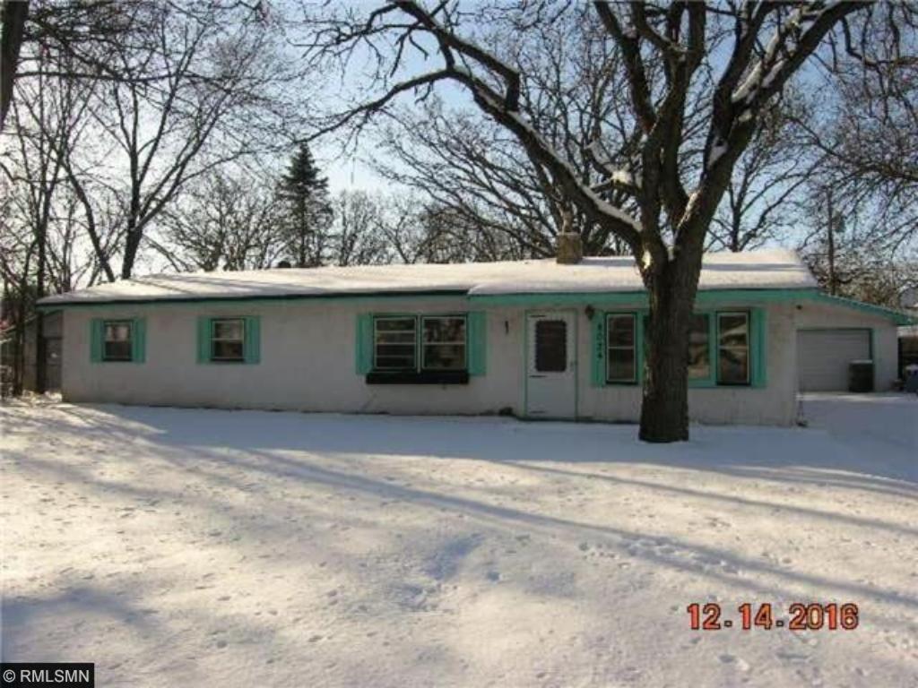 Photo of 8024 Monroe Street NE  Spring Lake Park  MN