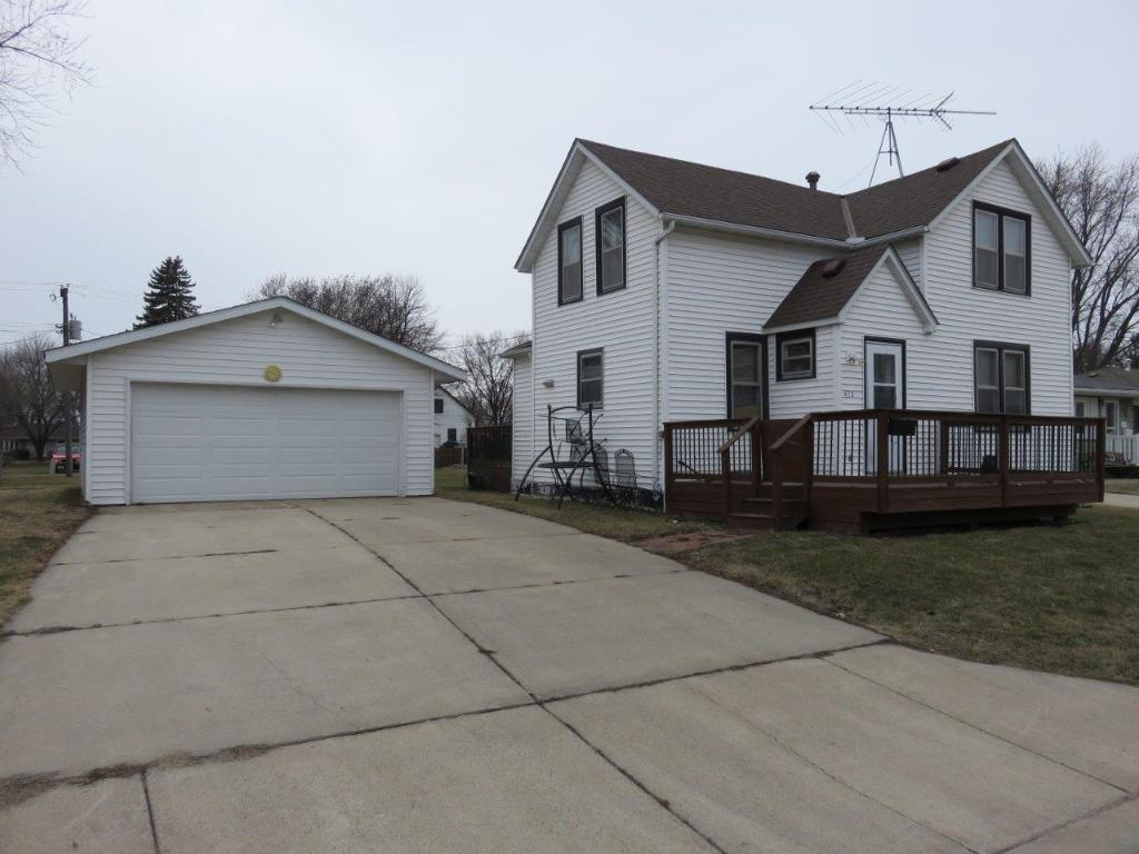 Photo of 612 4th Street NE  Montgomery  MN