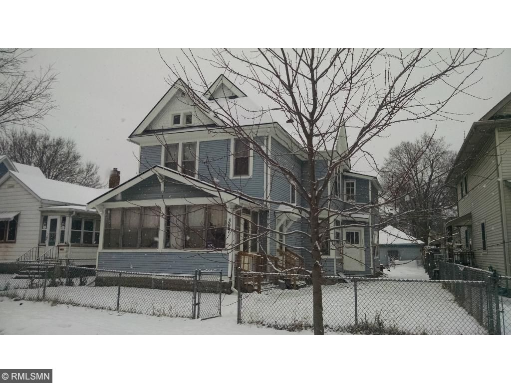 Photo of 397 Sherburne Avenue  Saint Paul  MN