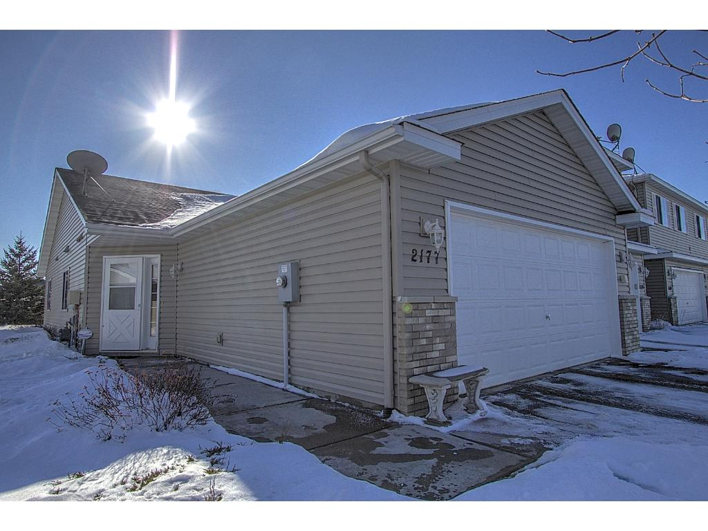 Photo of 2177 Cleveland Way S  Cambridge  MN