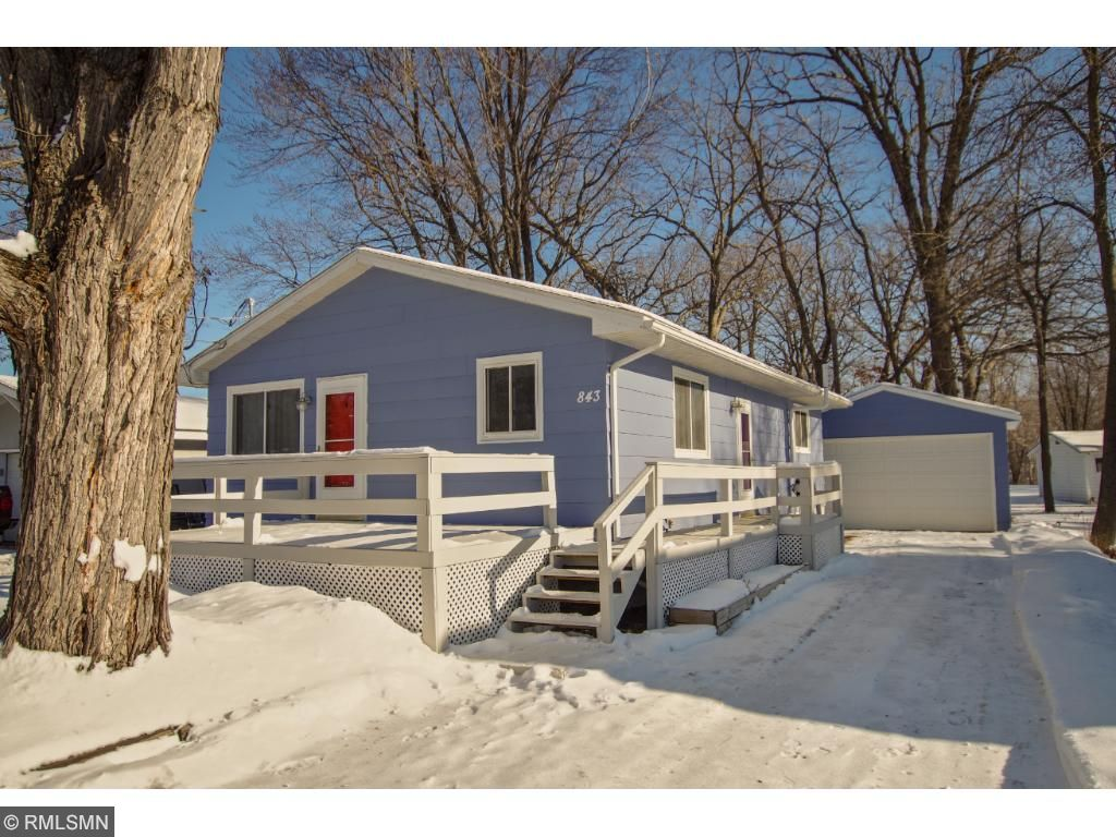 Photo of 843 17th Street SE  Forest Lake  MN
