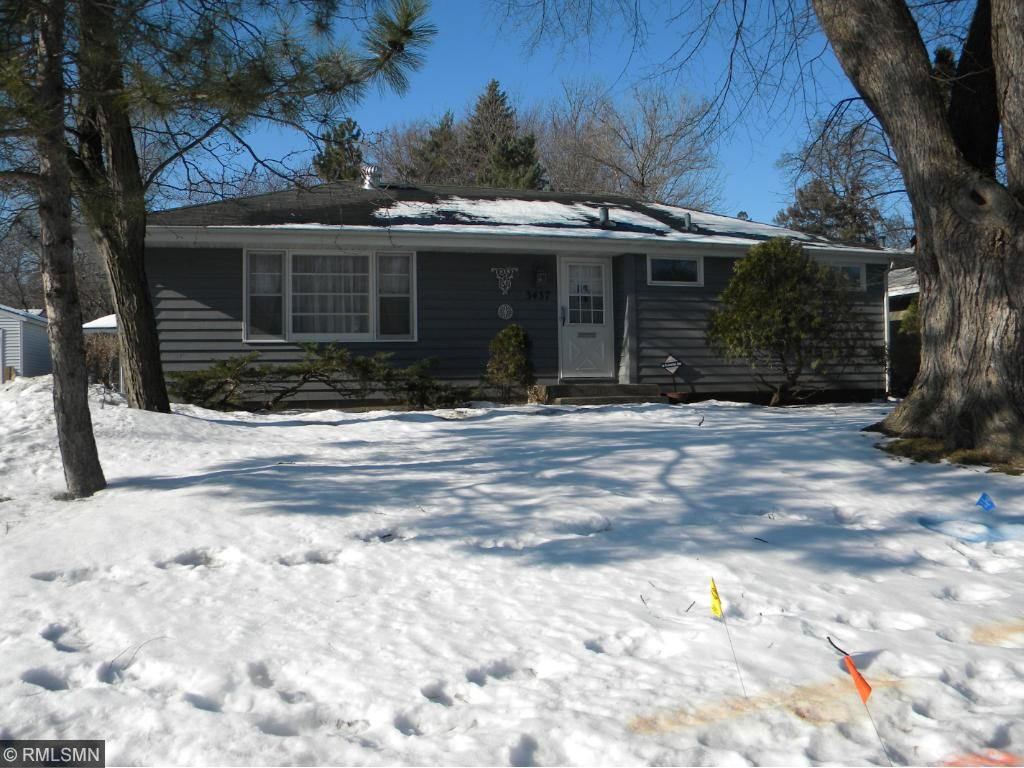 Photo of 3437 Yates Avenue N  Crystal  MN