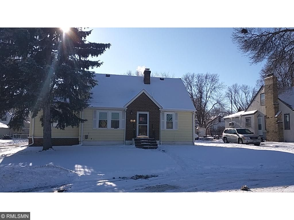 Photo of 5335 Fairview Avenue N  Crystal  MN
