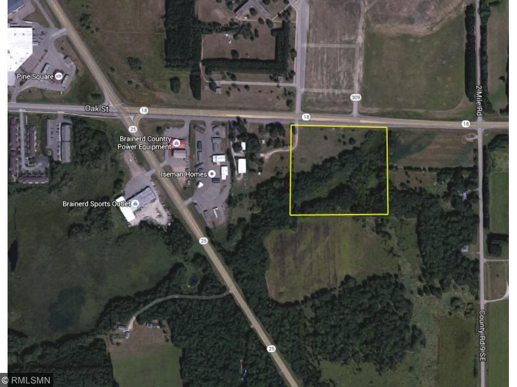 Image of  for Sale near Baxter, Minnesota, in Crow Wing County: 10.02 acres