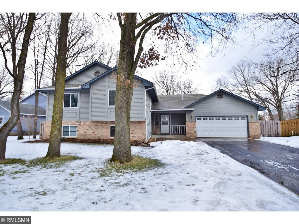 Photo of 13443 Marigold Street NW  Andover  MN