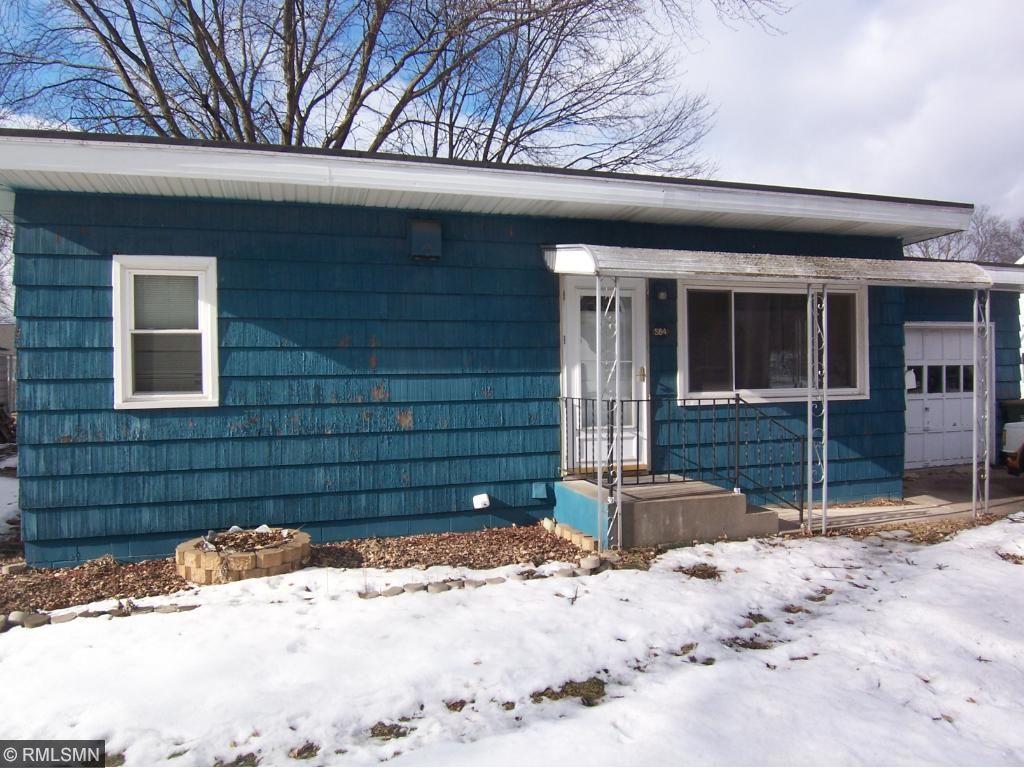 Photo of 584 Clark Street NE  Hutchinson  MN