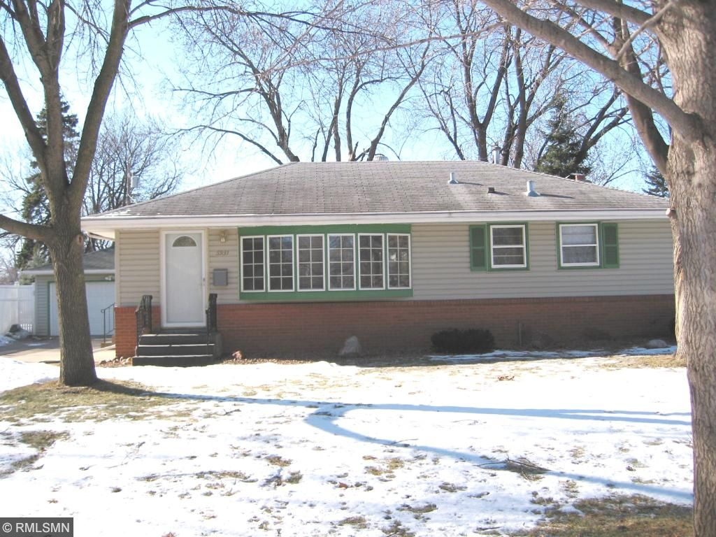 Photo of 5931 Vincent Avenue N  Brooklyn Center  MN