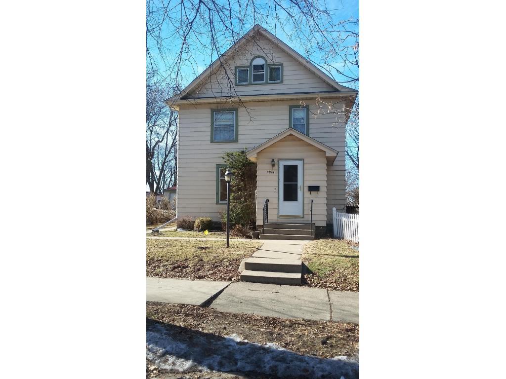 Photo of 2814 Pierce Street NE  Minneapolis  MN