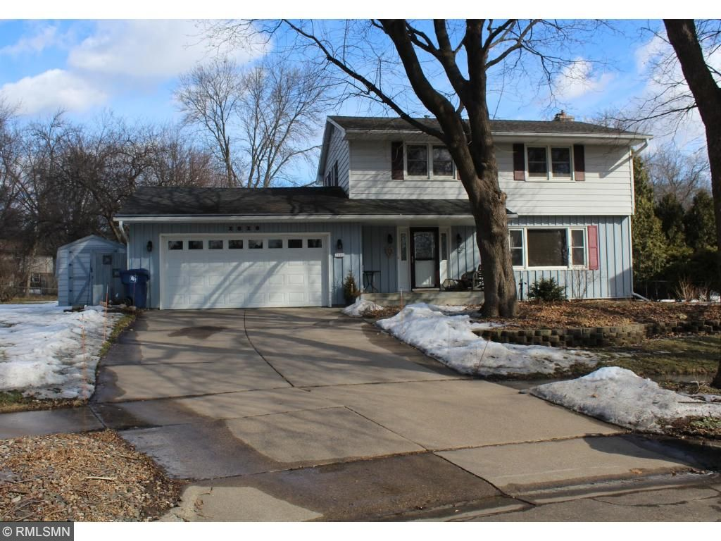 Photo of 2828 Hilltop Court  North Saint Paul  MN
