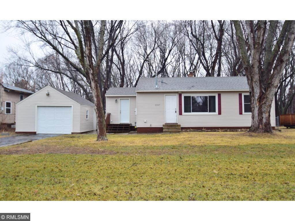 Photo of 2247 Hillview Road  Mounds View  MN