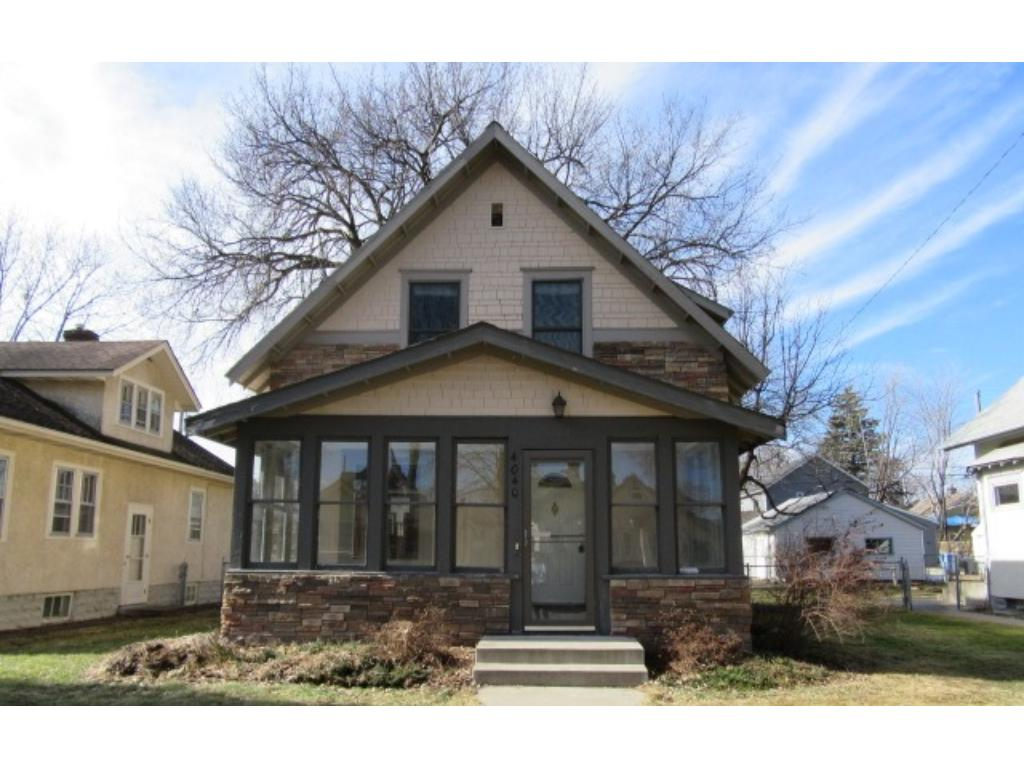 Photo of 4040 23rd Avenue S  Minneapolis  MN