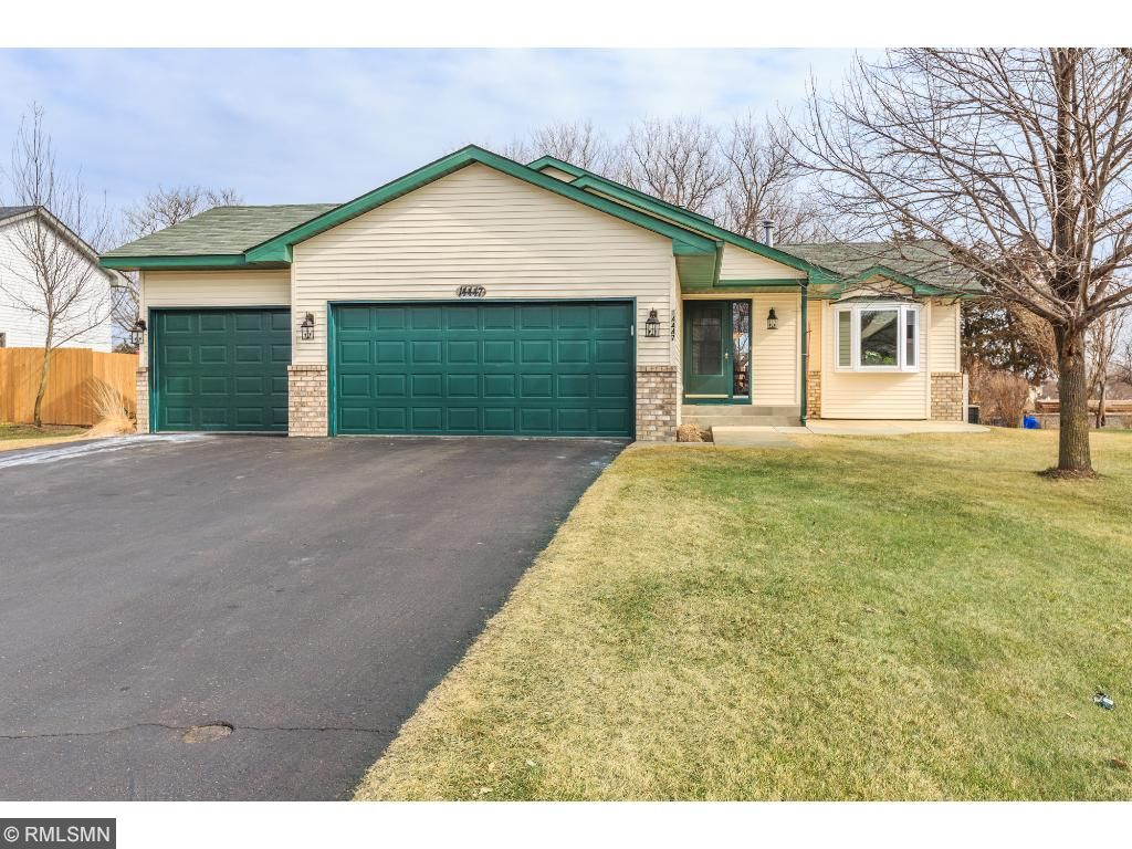 Photo of 14447 Vale Street NW  Andover  MN