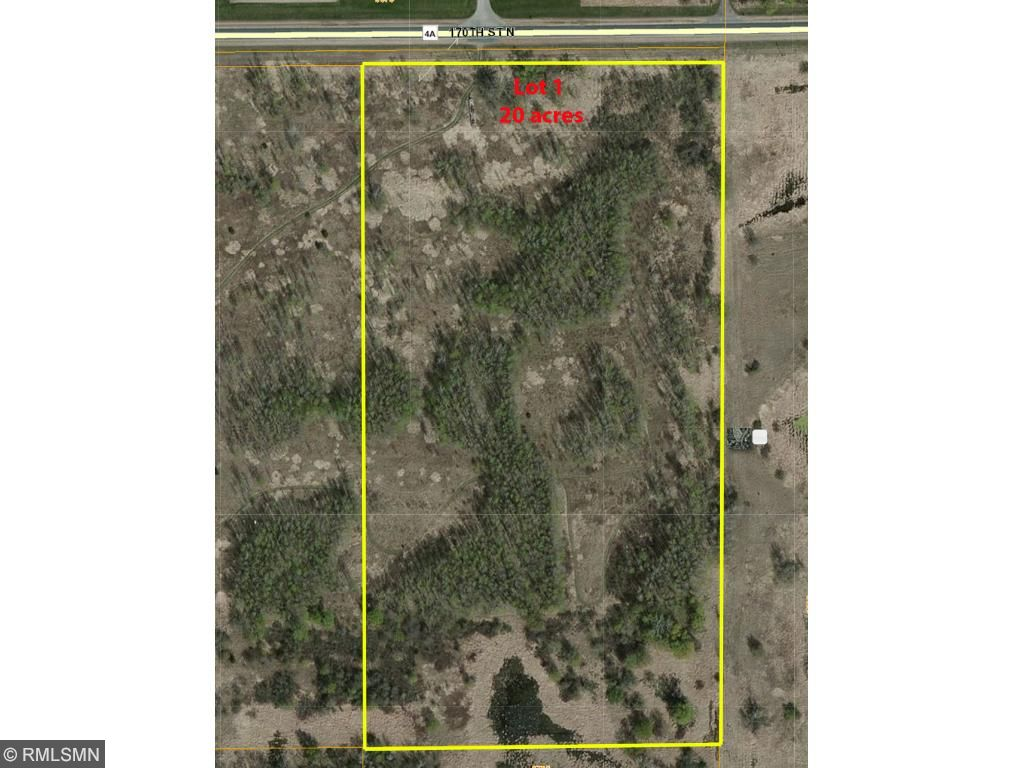 Image of  for Sale near Hugo, Minnesota, in Washington County: 20 acres