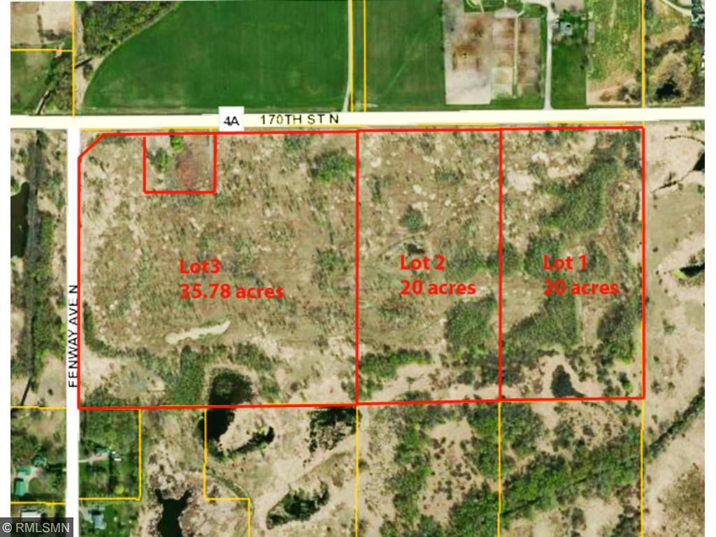 Image of  for Sale near Hugo, Minnesota, in Washington County: 35.78 acres