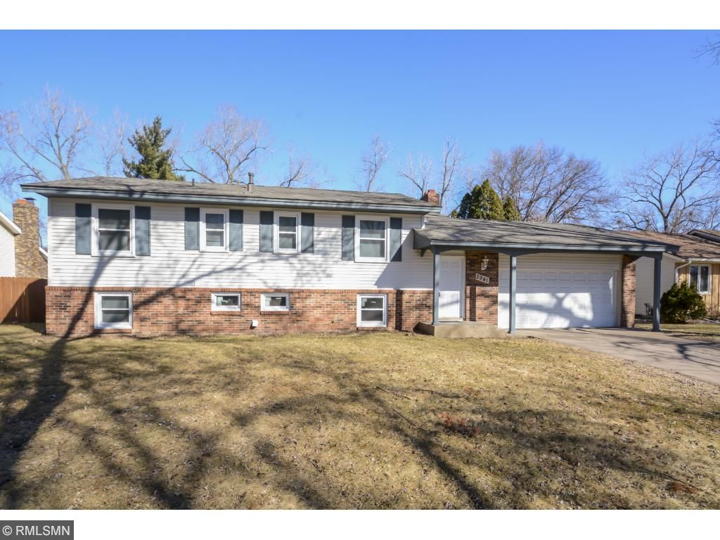Photo of 2941 109th Avenue NW  Coon Rapids  MN