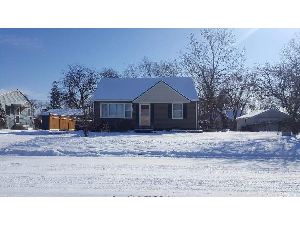 Photo of 5057 Clearview Street NE  Fridley  MN