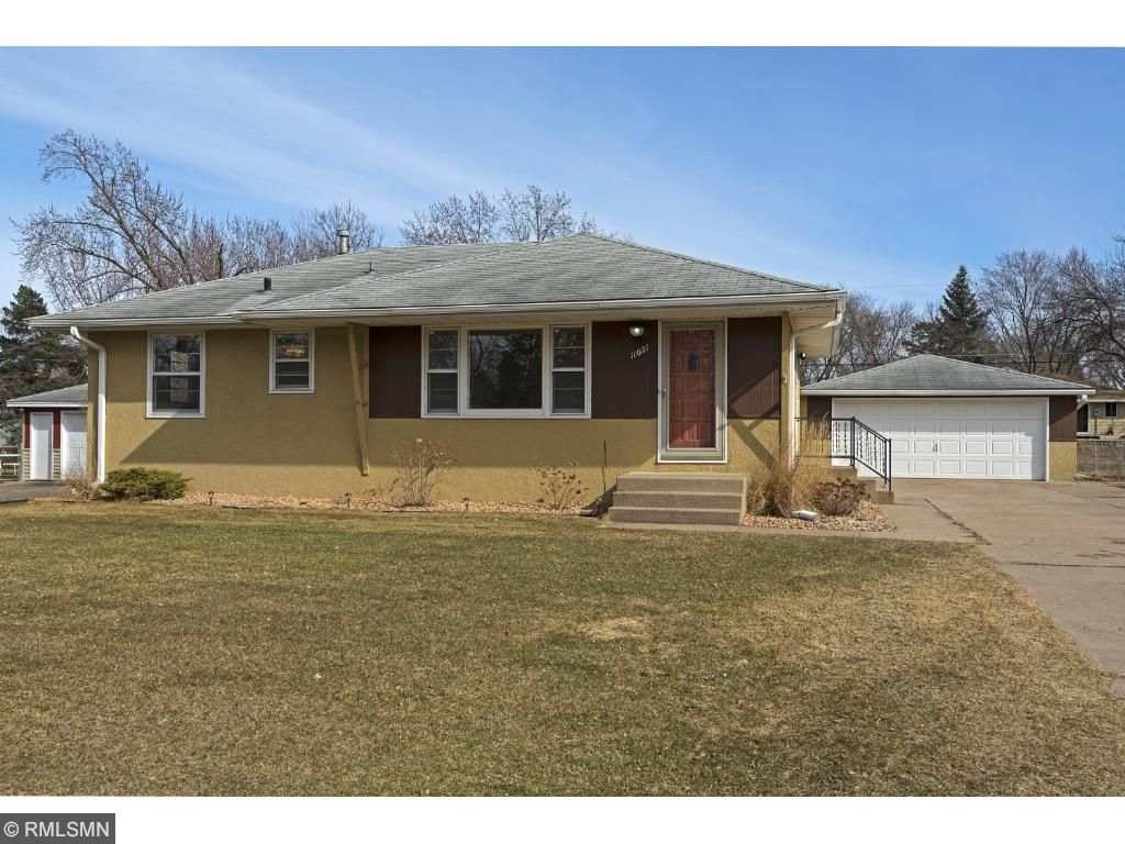 Photo of 11021 Olive Street NW  Coon Rapids  MN