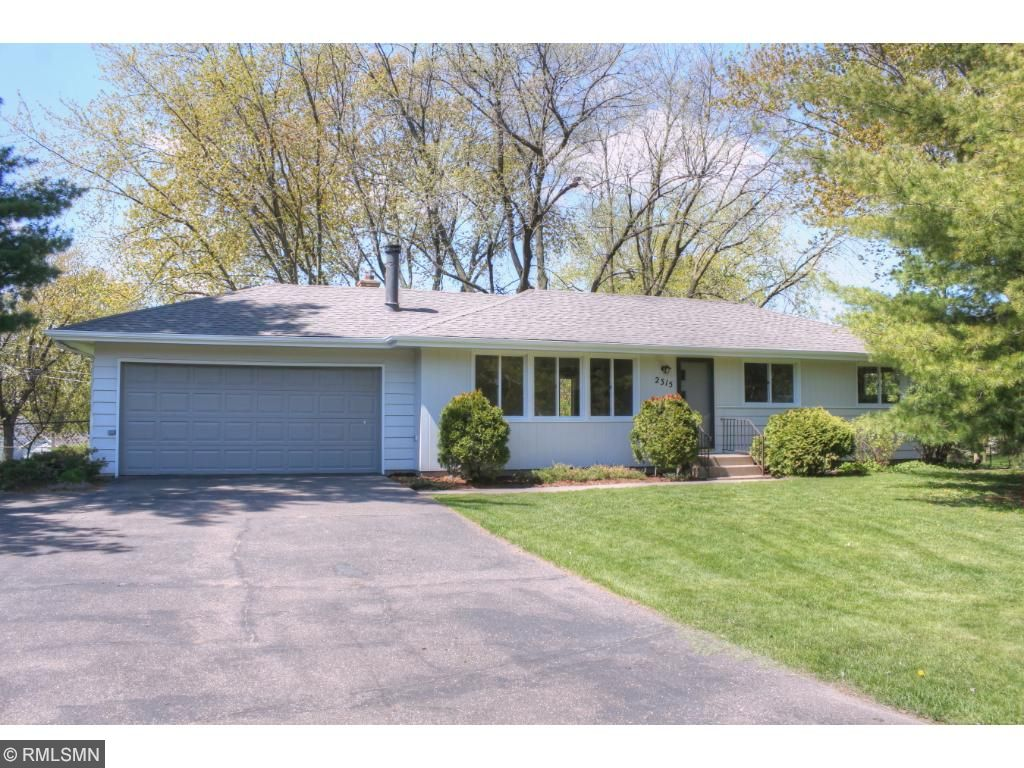 Photo of 2315 Southhill Drive  Roseville  MN